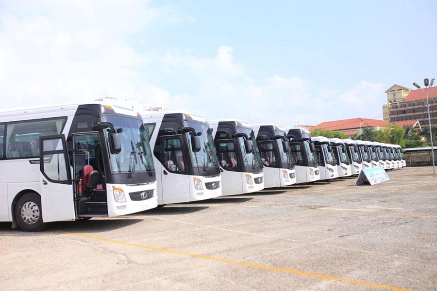 Cho thuê xe 45 chỗ tại Quy Nhơn – Bình Định