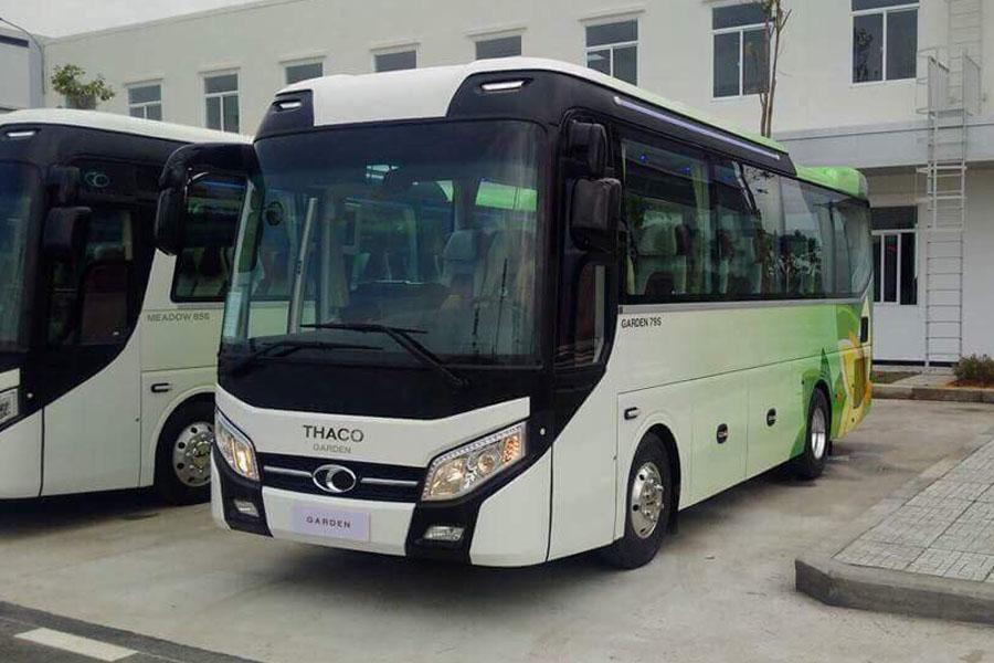 Cho thuê xe 29 chỗ tại Quy Nhơn – Bình Định
