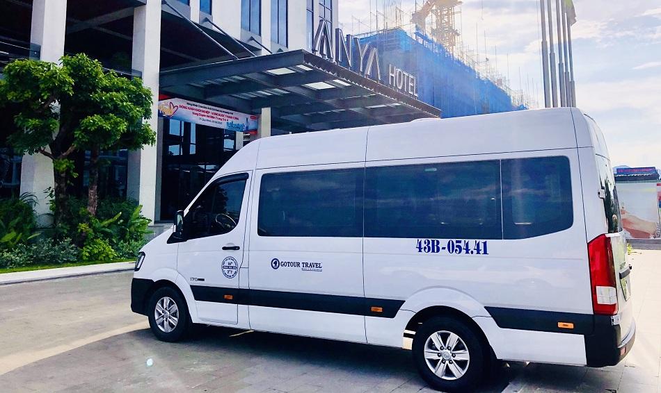 Cho thuê xe 16 chỗ tại Quy Nhơn – Bình Định